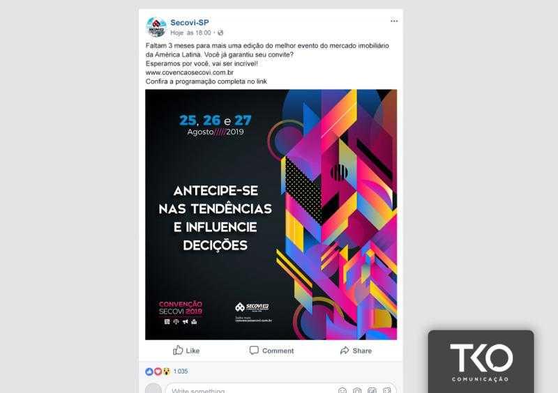 Artes profissionais para redes sociais