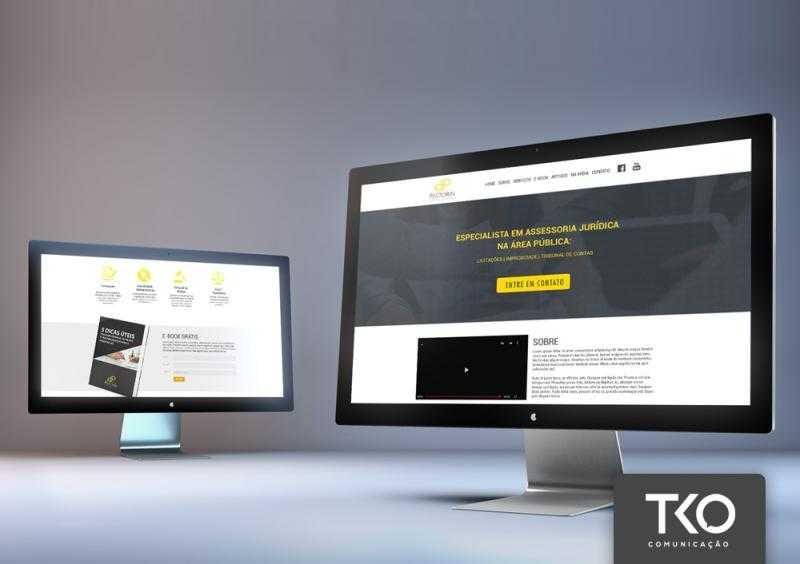 Desenvolvimento de sites sp