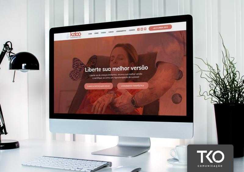 Empresa desenvolvimento de sites