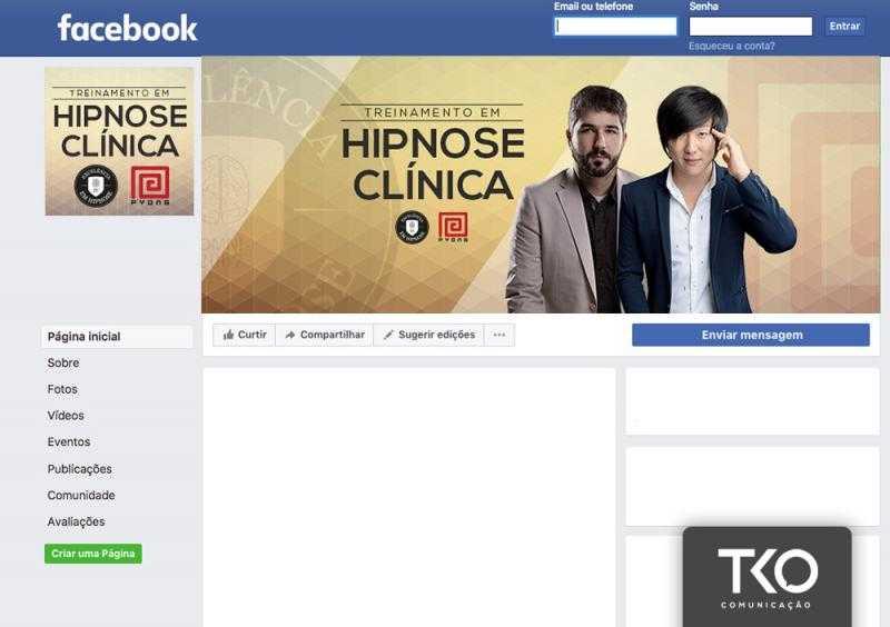Empresa de gestão de redes sociais