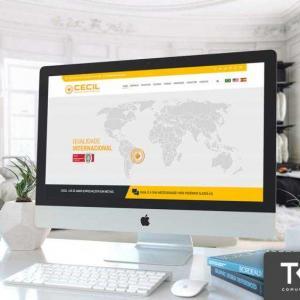 Empresa que faz site profissional